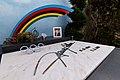 Particolare monumento commemorativo all'atleta Franco Ballerini.jpg