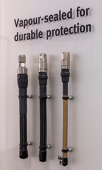 W. L. Gore and Associates - Vapour-sealed data cables for aviation applications
