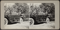 Passenger waiting in touring car, from Robert N. Dennis collection of stereoscopic views.png