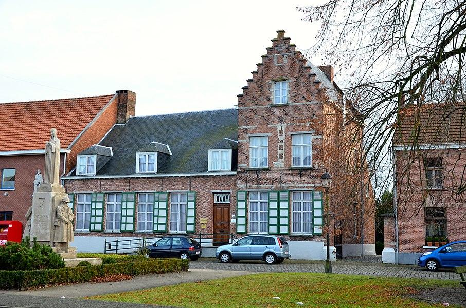 Pastorie, Zandhoven