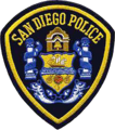 Patch of the San Diego Police Department.png