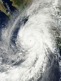 Hurricane Patricia Category 5 Pacific hurricane in 2015
