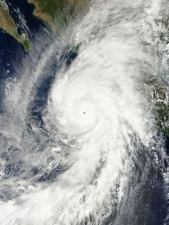 Hurricane Patricia - Image: Patricia 2015 10 23 1730Z