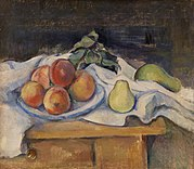 Paul Cézanne - Fruit on a Table (Fruits sur la table) - BF577 - Barnes Foundation.jpg