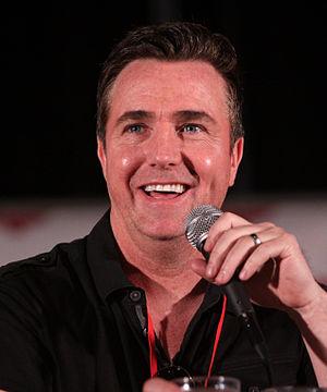 Paul McGillion - McGillion at the 2011 Phoenix Comicon