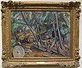 Paul cézanne, pietra miliare nel parco di chateau noir, 1898-1900.JPG