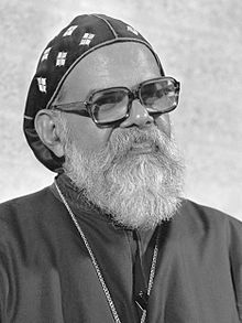Late lamented Metropolitan Paulose Mar Gregorios (Gregory of the East)