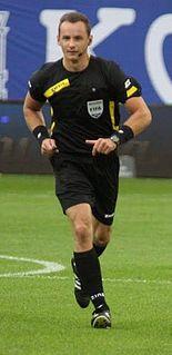 Paweł Raczkowski Polish football referee