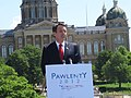 Pawlenty campaign kickoff in Des Moines 011 (5752166513).jpg
