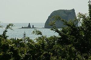 Esmeraldas Province - The Rock of Sua