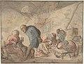 Peasants Drinking verso- sketches of peasants MET DP800546.jpg