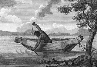 Pemulwuy Aboriginal Australian political leader (c1750-1802)
