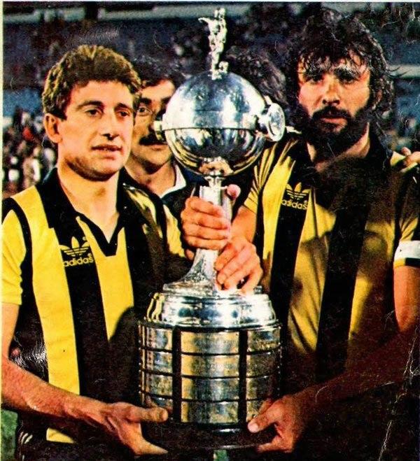 Penarol 1982 copa
