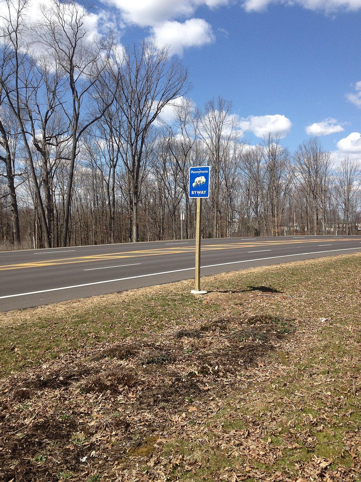 List of Pennsylvania Scenic Byways