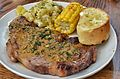 Peppercorn steak (14507481790).jpg