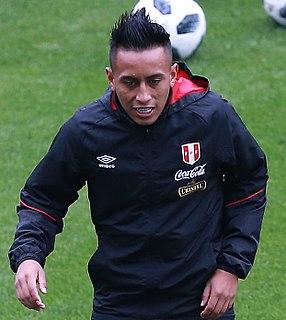 peruanischer Fußballspieler