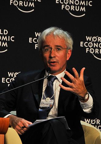 Peter Sands (banker) - Peter Sands at the World Economic Forum on East Asia 2009, Seoul, Republic of Korea