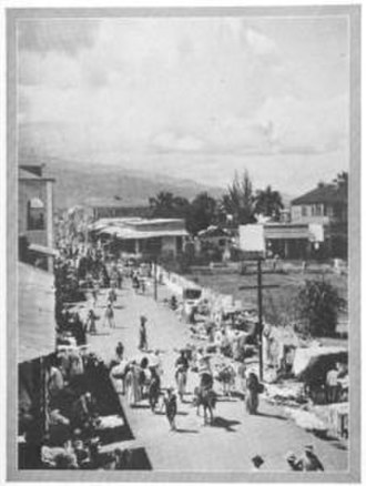 Petit-Goâve - Petit-Goâve in 1926