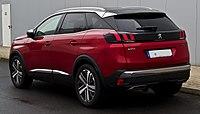 Peugeot 3008 - Wikipedia