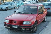 Fabriksnye Peugeot 309 - Wikipedia HX-05