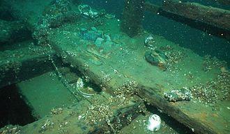 SS Pewabic - Pewabic artifacts