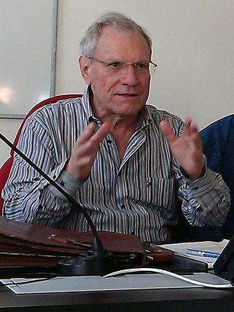 Philippe C. Schmitter - Philippe C. Schmitter in 2015