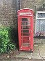 Phone Box in Miskin town square 2020.jpg