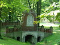Piekary Śląskie, kaplica Most na rzece Cedron, 05.JPG