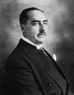 Pierre Taittinger - Taittinger in 1929.