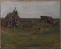 Piet Mondriaan - Near the ox stall, Hilvarenbeek - 0333223 - Kunstmuseum Den Haag.jpg