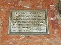 Pietro Loreta's memorial tablet, Bologna (4).jpg