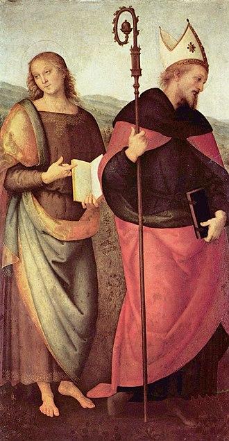 Musée des Augustins - Image: Pietro Perugino 003