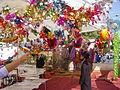 PikiWiki Israel 23354 Sukkah ornaments market in Bnei Brak.JPG