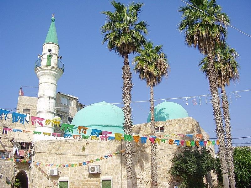 מסגד א-זיתונה בעכו