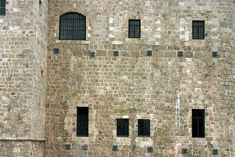 עכו - המבצר