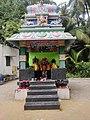 Pillaiyar in Vellalore Karivaratharaja perumal thirukkoyil 2.jpg