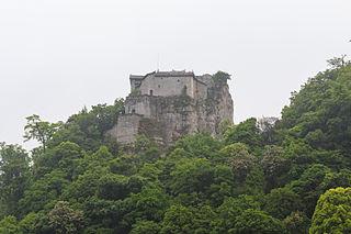 Tiantaishan Wulong Temple