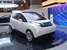 Mitsubishi Electric Car >> Pininfarina - Wikipedia