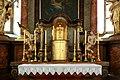 Pinkafeld - kath. Pfarrkirche, Tabernakel.JPG
