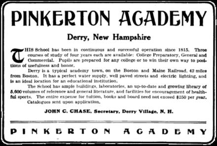 Pinkerton Academy Campus Map.Pinkerton Academy Wikiwand
