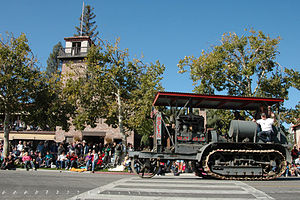 English: Pioneer Day Parade in Paso Robles, CA