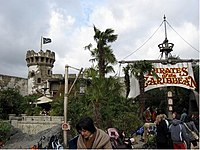 Pirates of the Caribbean Disneyland Paris.JPG