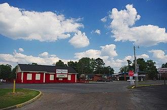 Pisgah, Alabama - Businesses in Pisgah