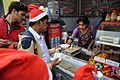 Pithaa Stall - Christmas Observance - Poush Mela - Citizens Park - Kolkata 2015-12-25 8073.JPG