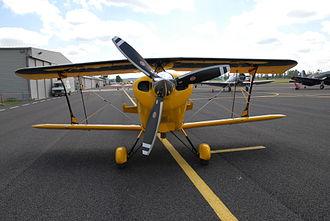 Muret – Lherm Aerodrome - Image: Pitts S 2C Air Expo Muret 2007 0081 2007 05 12