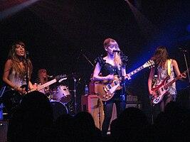 Plastiscines w Toronto 2009.jpg