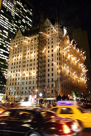 Plaza Hotel - Image: Plaza Hotel Birthday Celebration