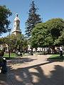 Plaza Mayor de La Serena con vista a la Catedral.JPG