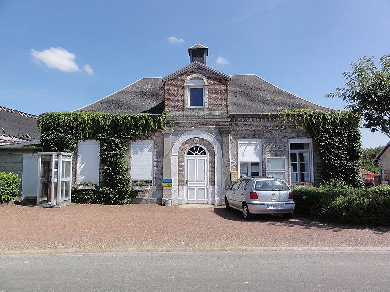 Pleine-Selve (Aisne) mairie