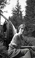 Počitek ob mlinu, Dravinjska dolina 1963.jpg